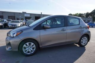 Used 2015 Toyota Yaris LE CERTIFIED 2YR WARRANTY *1 OWNER*FREE ACCIDENT* BLUETOOTH CRUISE AUX TOUCH SCREEN for sale in Milton, ON
