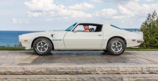 Used 1973 Pontiac Firebird SUPER DUTY \ COBBLE BEACH AWARD WINNER \ for sale in Waterloo, ON