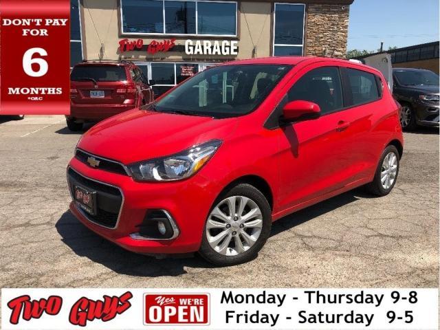 2018 Chevrolet Spark 1LT | Auto | Bluetooth | Alloys | Cruise Control