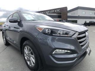Used 2016 Hyundai Tucson Luxury LEATHER PANORAMA ROOF  HEATED SEATS for sale in Sudbury, ON