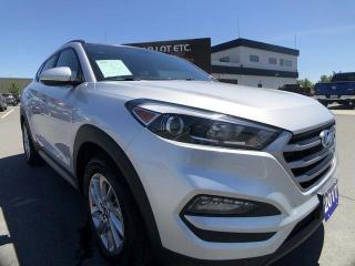 Used 2017 Hyundai Tucson Luxury LEATHER PANORAMA ROOF for sale in Sudbury, ON