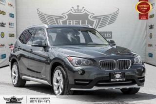 Used 2015 BMW X1 xDrive28i, NO ACCIDENT, AWD, SUNROOF, BLUETOOTH, PUSH START for sale in Toronto, ON