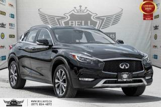 Used 2017 Infiniti QX30 NO ACCIDENT, AWD, NAVI, 360 CAM, B.SPOT, SENSORS for sale in Toronto, ON