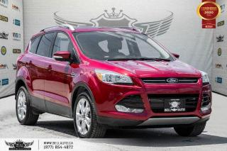 Used 2016 Ford Escape Titanium, NO ACCIDENT, AWD, NAVI, REAR CAM, LEATHER for sale in Toronto, ON