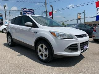Used 2014 Ford Escape SE AWD, Backup Cam, Sirius Radio, Alloy Rims, Clot for sale in Caledonia, ON