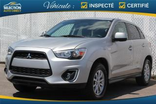 Used 2015 Mitsubishi RVR SE 4WD for sale in Ste-Rose, QC
