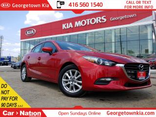 Used 2018 Mazda MAZDA3 GS | PUSH START| ONLY 37,911 KM | ALLOYS| B/U CAM for sale in Georgetown, ON