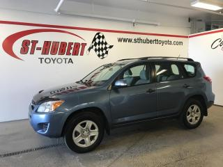 Used 2009 Toyota RAV4 4WD 4dr I4 Base for sale in St-Hubert, QC