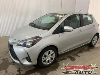 Used 2019 Toyota Yaris Hatchback LE Caméra de recul A/C Bluetooth for sale in Trois-Rivières, QC