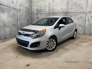 Used 2014 Kia Rio 5 EX HATCHBACK Automatique SIÈGES CHAUFFANTS À/C for sale in St-Nicolas, QC