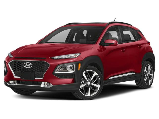 2020 Hyundai KONA 1.6T AWD Ultimate RED COLOR PACK NO OPTIONS