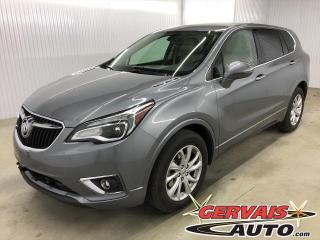 Used 2019 Buick Envision Preferred Demo AWD MAGS CUIR/TISSUS for sale in Shawinigan, QC