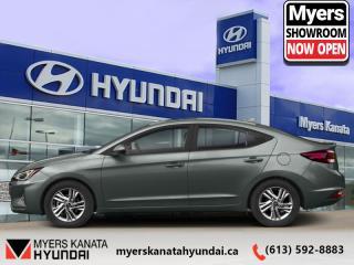 New 2020 Hyundai Elantra Essential IVT  - $126 B/W for sale in Kanata, ON