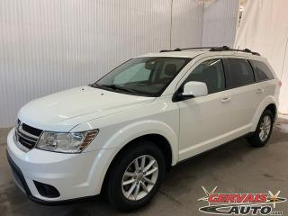 Used 2015 Dodge Journey SXT V6 7 Passagers Mags A/C Bluetooth for sale in Trois-Rivières, QC