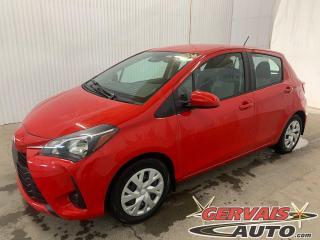 Used 2019 Toyota Yaris Hatchback LE Caméra de recul A/C Bluetooth for sale in Trois-Rivières, QC