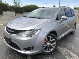 Used 2018 Chrysler Pacifica Limited 2WD for sale in Cayuga, ON