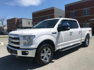 Used 2017 Ford F-150 LARIAT ECO BOOST for sale in Laval, QC