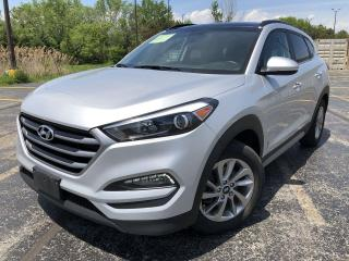 Used 2017 Hyundai Tucson Luxury AWD for sale in Cayuga, ON