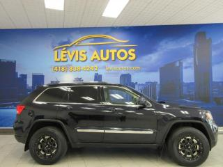 Used 2011 Jeep Grand Cherokee LAREDO V-6 4X4 AIR CLIMATISÉ BLUETHOOT for sale in Lévis, QC