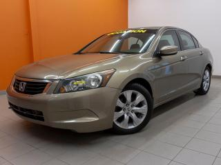 Used 2008 Honda Accord EX-L TOIT OUVRANT SIÈGES CHAUFFANTS *CUIR* for sale in St-Jérôme, QC