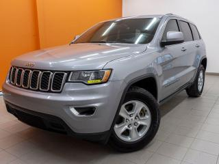 Used 2017 Jeep Grand Cherokee LAREDO 4X4 CLIMATISEUR 2 ZONES BLUETOOTH *CAMÉRA* for sale in St-Jérôme, QC