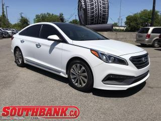 Used 2016 Hyundai Sonata 2.4L Sport Tech for sale in Ottawa, ON
