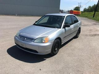 Used 2003 Honda Civic Berline 4 portes, boîte automatique - DX for sale in Quebec, QC