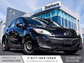 Used 2011 Mazda MAZDA3 HATCHBACK|AUTO|1 OWNER|CLEAN CARFAX for sale in Scarborough, ON