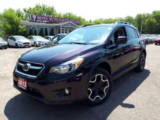 Used 2013 Subaru XV Crosstrek Premium AWD for sale in Oshawa, ON