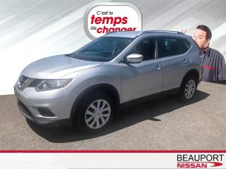 Used 2016 Nissan Rogue Traction intégrale, 4 portes S for sale in Beauport, QC