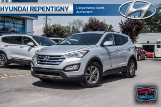 Used 2014 Hyundai Santa Fe Sport AWD 4dr 2.4L Premium**A/C, DÉMARREUR** for sale in Repentigny, QC