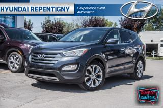 Used 2013 Hyundai Santa Fe SE 2.0T AWD**CUIR, DÉMARREUR, TOIT PANORAMIQUE** for sale in Repentigny, QC