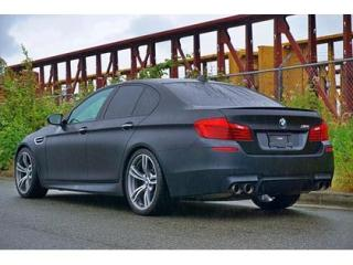 Used 2015 BMW M5 for sale in Vancouver, BC
