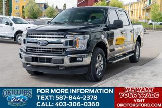 Used 2018 Ford F-150 2.7L ECO BOOST/XLT/XTR/REAR CAMERA/BLUE TOOTH for sale in Okotoks, AB