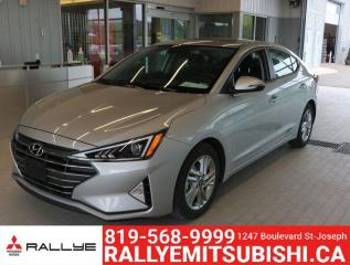 Used 2020 Hyundai Elantra PREFERRED W - SUN AND SAFETY PACKAGE for sale in Gatineau, QC