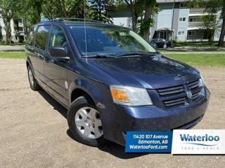 Used 2008 Dodge Grand Caravan SE | Power Accessories | Keyless Entry for sale in Edmonton, AB