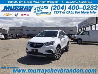 New 2020 Buick Encore Preferred for sale in Brandon, MB