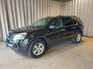Used 2012 GMC Acadia SLE1 4 portières à traction intégrale (A for sale in Sherbrooke, QC