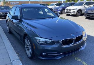 Used 2016 BMW 3 Series 4dr Sdn 320i xDrive AWD for sale in Dorval, QC