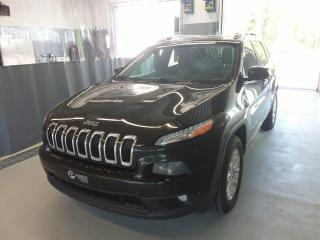 Used 2014 Jeep Cherokee **NORTH**AWD** for sale in Val-d'Or, QC