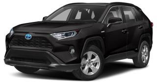 New 2020 Toyota RAV4 Hybrid XLE for sale in Hamilton, ON