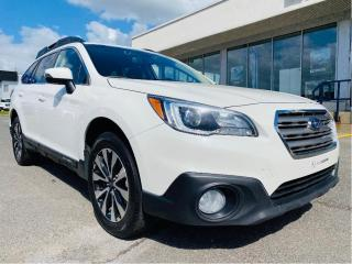 Used 2015 Subaru Outback 5dr Wgn CVT 3.6R w-Limited & Tech Pkg for sale in Lévis, QC