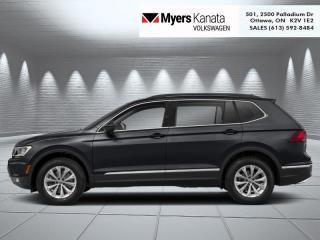 Used 2020 Volkswagen Tiguan COMFORTLINE for sale in Kanata, ON