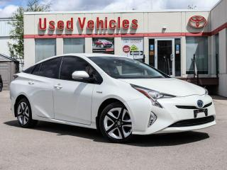 Used 2016 Toyota Prius TECH PACKG | ONE OWNER for sale in North York, ON