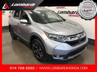 Used 2018 Honda CR-V TOURING|AWD|CUIR|TOIT| for sale in Montréal, QC