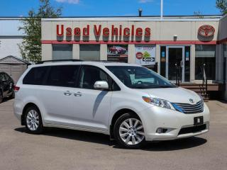 Used 2014 Toyota Sienna 5DR XLE 7-PASS AWD for sale in North York, ON