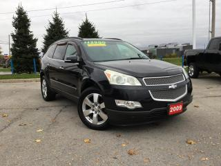 Used 2009 Chevrolet Traverse LTZ for sale in Grimsby, ON