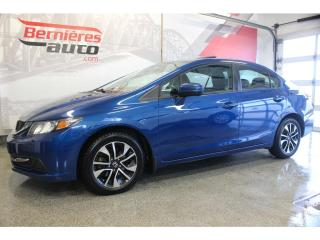 Used 2014 Honda Civic EX for sale in Lévis, QC