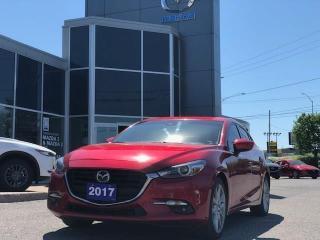 Used 2017 Mazda MAZDA3 GT LOADED MANUAL for sale in Ottawa, ON