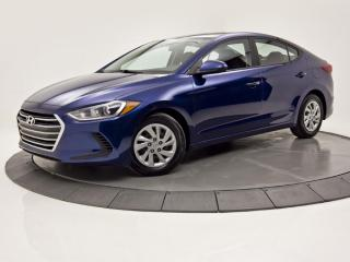 Used 2017 Hyundai Elantra A/C BLUETOOTH GROUPE ELECTRIQUE for sale in Brossard, QC